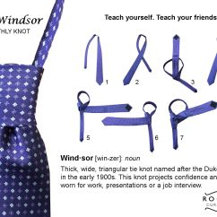 How To Tie A Bow Step By Diagram Bt Wiring Double Windsor Knot Trinity