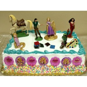 Pictures Of Tangled Birthday Cakes wallpapersimplepictcom