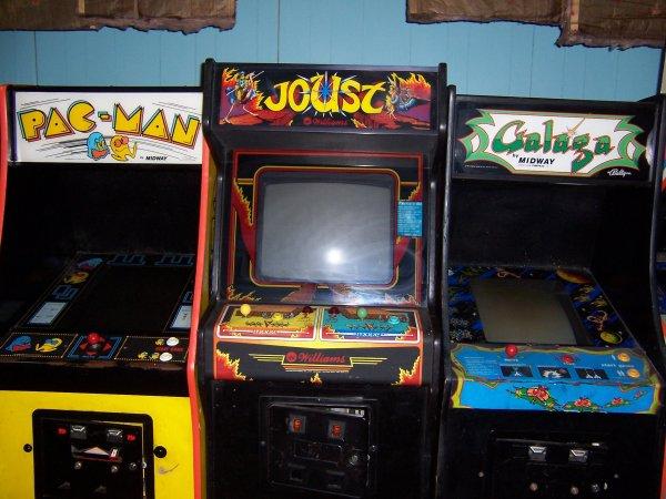 Coin-op Arcade Games In Kentucky Archives