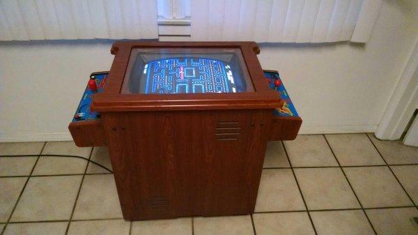 Ms.pacman Galaga Video Arcade Game In Van Nuys Ca