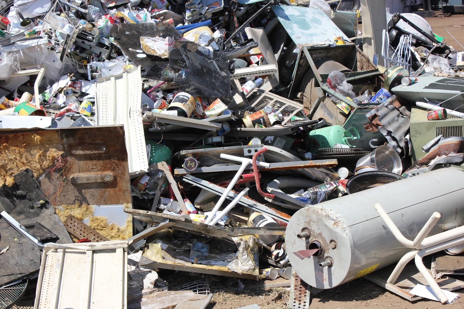 Scrap Metal Recycling In Chandler Az  We Buy Scrap