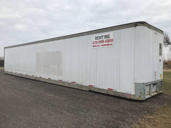On-Site Storage Rental (Mt Vernon) $100
