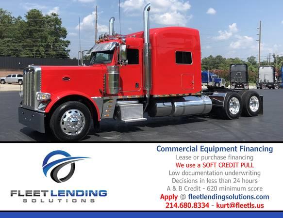 Truck, Trailer, AG & Construction Equipment Financing (Lexington)