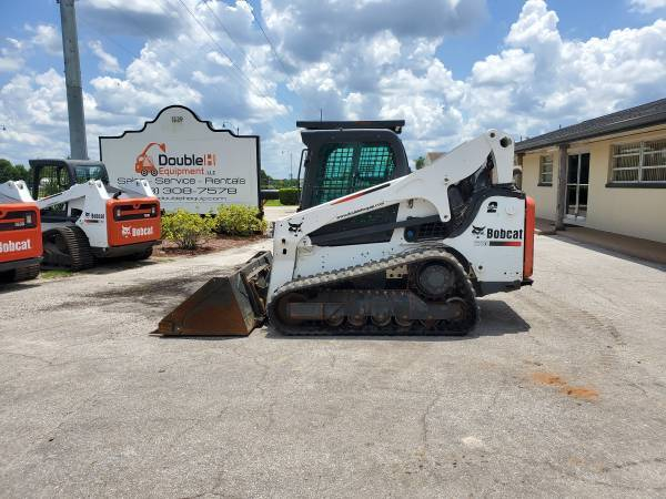 2015 Bobcat T770 EROPS High Flow Skid Steer Financing Available (Wauchula, FL 33873)