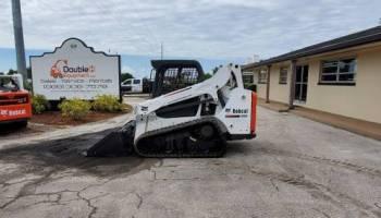 2014 Bobcat T590 OROPS Skid Steer Financing Available (Wauchula, FL