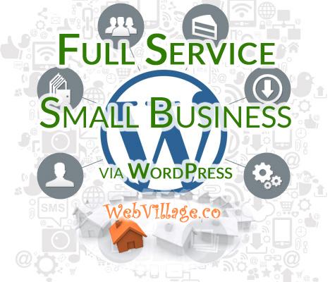 Small Business WordPress Sites