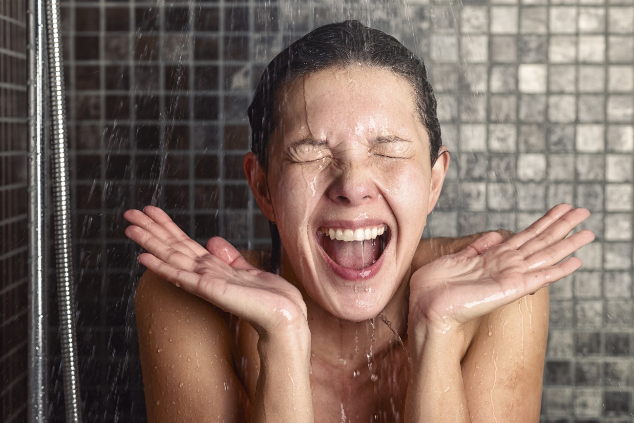 Duurzaam douchen