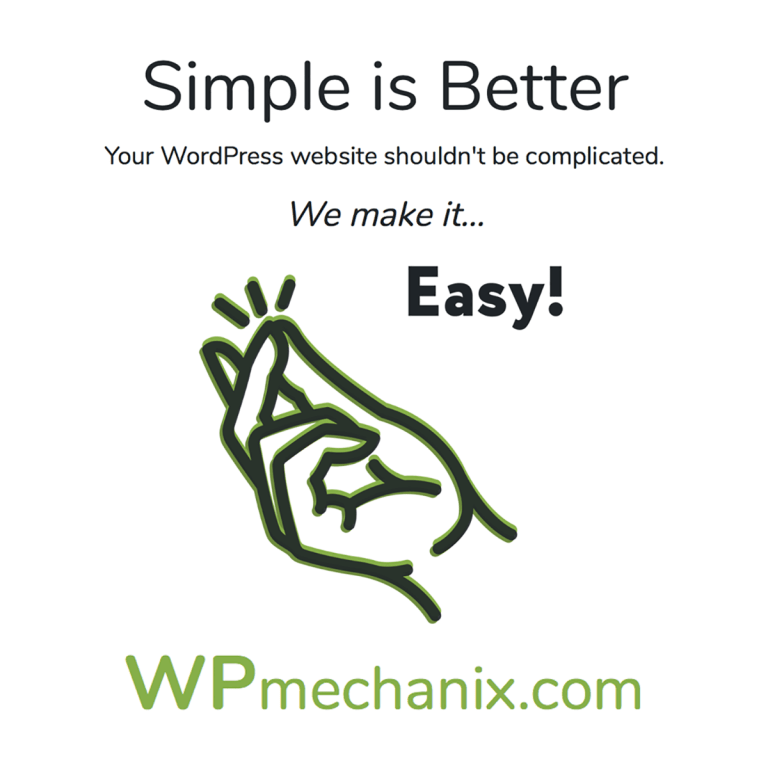 Managed WordPress from WPmechanix.com