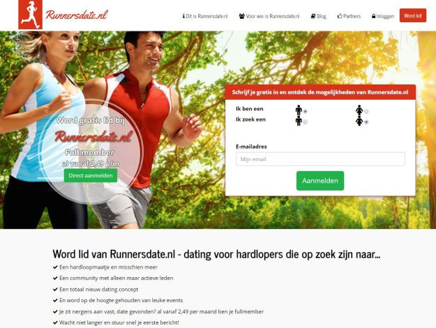 Runnersdate.nl review