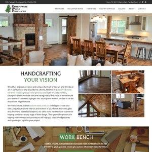 Enterprise Wood Products Rhinelander, WI