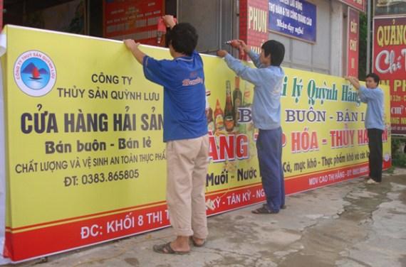 báo giá làm bảng quảng cáo rẻ đẹp tại Đà Nẵng
