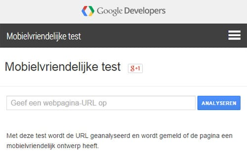 mobiel-test-google