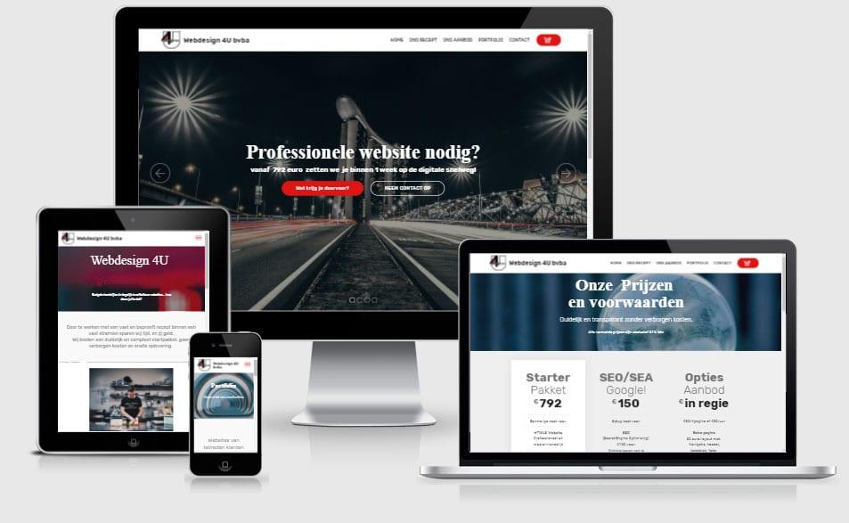 webdesign-4u-responsive-website