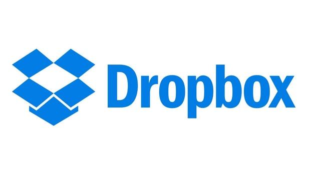 Fotos oder Daten in der Dropbox teilen