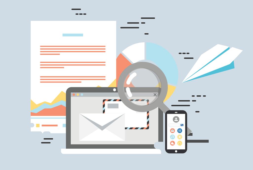 Campaña de marketing: Web como centro