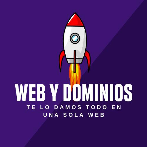 ¿Que te oferce web y dominios?