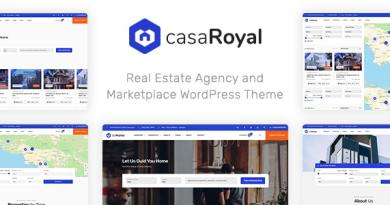 casaRoyal - Real Estate WordPress Theme 2