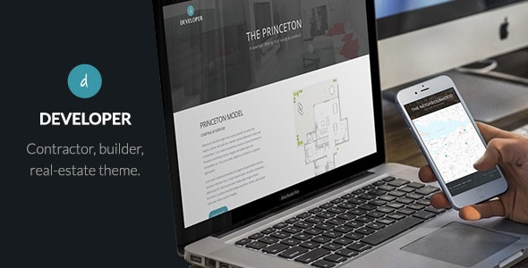 Developer - Builder, Contractor, Developer WP Theme 2