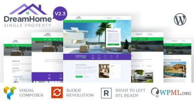 DreamHome - Single Property WordPress Theme 11