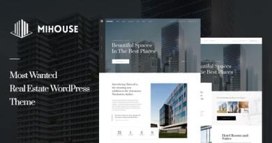 Mihouse – Single Property WordPress Theme 2