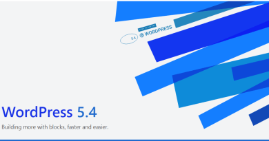 WordPress 5.4 - Building more with blocks, faster and easier 1