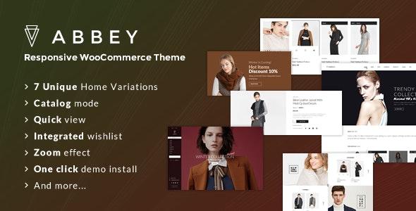 Abbey - Responsive WooCommerce Theme 5