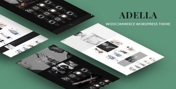 Adella - Fashion Universal WooCommerce Theme 5