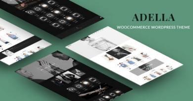 Adella - Universal WooCommerce Theme 3