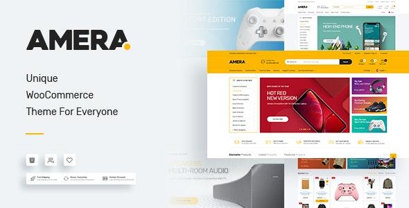 Amera - Digital WooCommerce WordPress Theme 1
