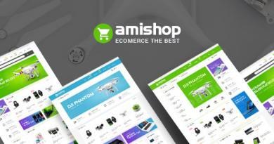 Amishop - Multipurpose WooCommerce WordPress Theme 3