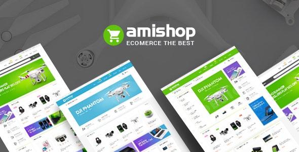 Amishop - Multipurpose WooCommerce WordPress Theme 1