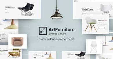Artfurniture - Furniture Theme for WooCommerce WordPress 2