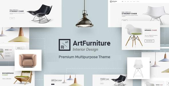 Artfurniture - Furniture Theme for WooCommerce WordPress 21