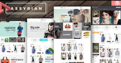 Assyrian - Responsive Fashion WordPress Theme 5