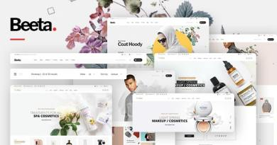 Beeta - Multipurpose WooCommerce Theme 5