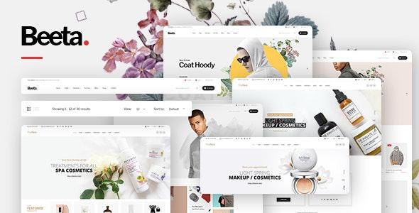 Beeta - Multipurpose WooCommerce Theme 21