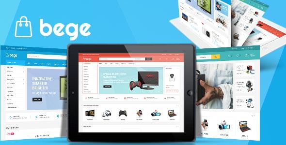 Bege - Responsive WooCommerce WordPress Theme 21