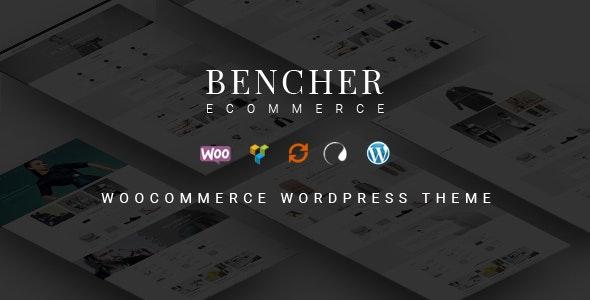 Bencher - Responsive WooCommerce WordPress Theme 1