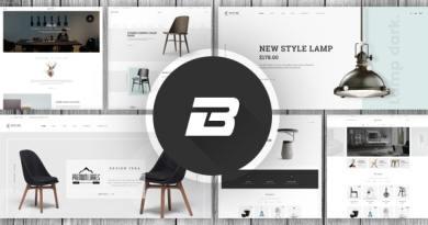 Benco - Responsive Furniture WooCommerce WordPress Theme 4