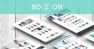 Bozon - Multipurpose Responsive Woocommerce Theme 2