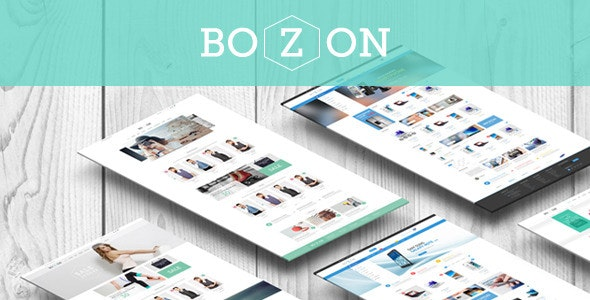 Bozon - Multipurpose Responsive Woocommerce Theme 21