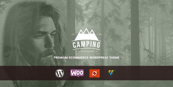 Camping - Responsive WooCommerce WordPress Theme 23