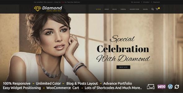 Diamond - Responsive WooCommerce Theme 5