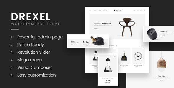 Drexel - WooCommerce Responsive Furniture Theme 1