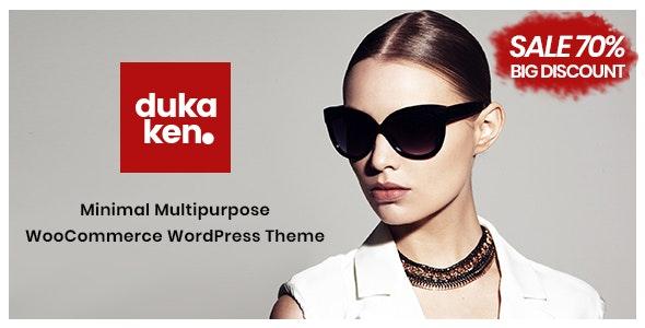 Dukaken – Multipurpose WooCommerce WordPress Theme 1