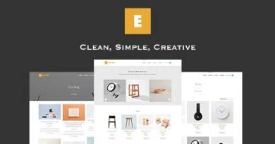 Easy Shop - WooCommerce WordPress Theme 2