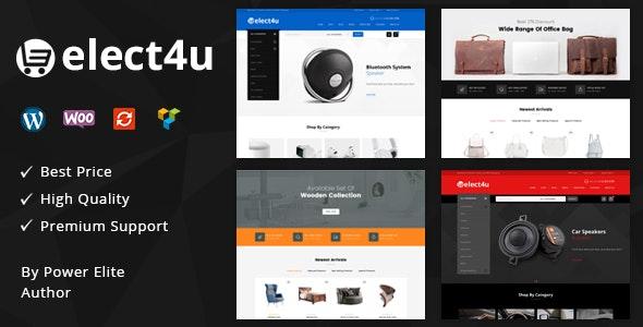 Elect4u - Multipurpose WooCommerce Theme 27