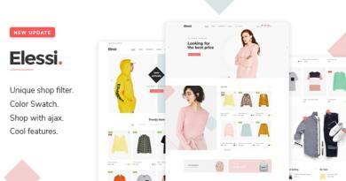 Elessi - WooCommerce AJAX WordPress Theme - RTL support 4