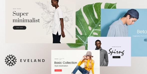 Eveland – Modern AJAX enabled WooCommerce theme (RTL Supported) 43
