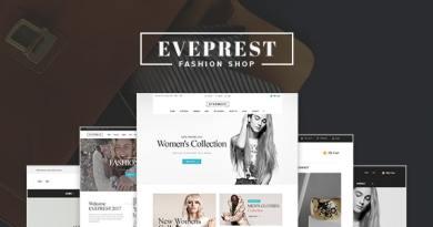 Eveprest - Fashion Shop WooCommerce WordPress Theme 2